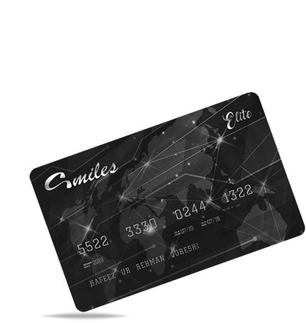 Image of gmiles card